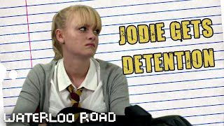 Jodie & Barry Barry's First Day in Detention: Waterloo Road