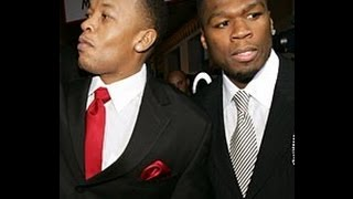 the truth behind the 50 Cent and Dr. Dre beef