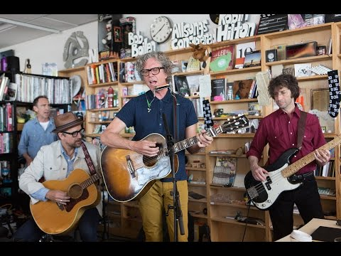 The Jayhawks: NPR Music Tiny Desk Concert