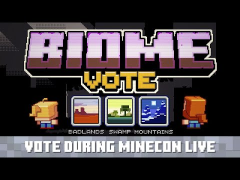 Biome Vote - Which Will be Updated Next?