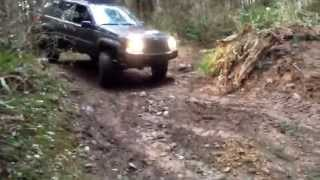 "The grand cherokee here is a ZJ on a 4.5 iron rock long arm lift kit with 33s. the wheels have 2""backspacing. both of the cherokee xjs are on about 3"" lifts with 30"" tires. A few clips from a local spot near my house. My jeep isn't in this video but I made easy work of the trails seen here. Did a few other trails that no one else did because it was too technical. I'll make sure to have someone record my jeep next go around! Please comment below and subscribe for the future videos!"