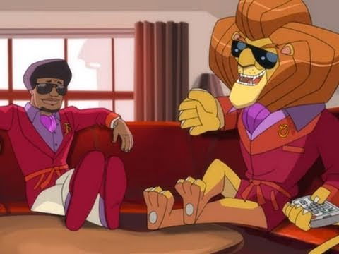 LeBron James Presents   The LeBrons Animated Series: The Lion | Episode 1