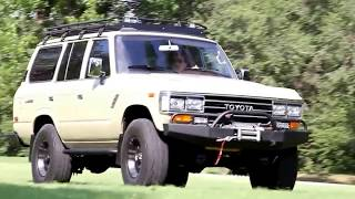 1989 Toyota FJ62 land cruiser V8 conversion