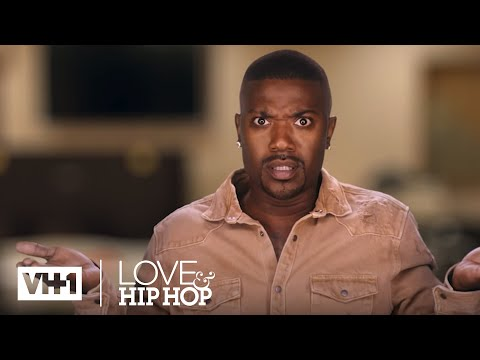 Ray J Wonders Who The Father of Lyrica's Baby Is 'Sneak Peek' | Love & Hip Hop: Hollywood
