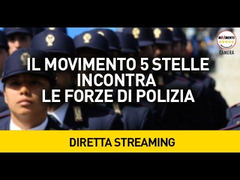 le - Una delegazione del MoVimento 5 Stelle - Tiziana Ciprini, Luigi Di Maio, Roberta Lombardi e DalilaNesci - incontra i rappresentanti sindacali della polizia di Stato. Si tratta del seguito...