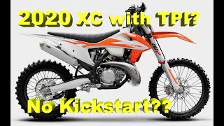 6. 2020 KTM 300 and 250 XC TPI, New Models! | The Good, The Bad, and the UGLY