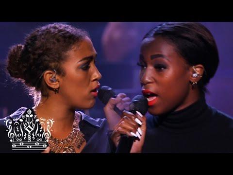 Sabina Ddumba & Melinda De Lange - Havana moon (видео)