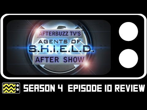 Agents of S.H.I.E.L.D. Season 4 Episode 10 Review & After Show | AfterBuzz TV