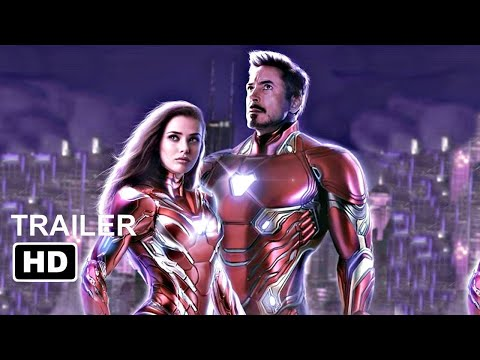 IRON MAN 4- The Return -Teaser Trailer- (2021)- Robert Downey Jr, Chris Evans 'Concept'