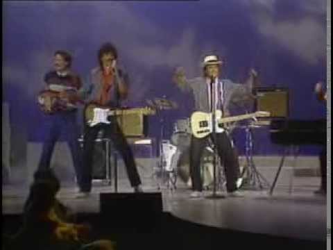 "Sawyer Brown Performs On ""Star Search"" TV Show 1983"