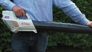 8. Stihl BGA56 Battery Blower Douglas Forest and Garden