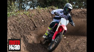 8. Tested: The revamped 2019 Honda CRF450R
