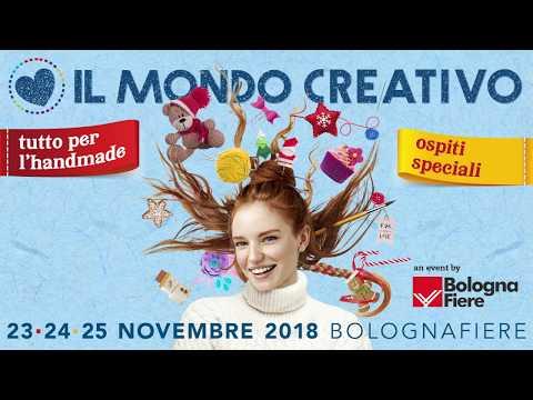 img Il Mondo Creativo - BolognaFiere 23-24-25 novembre 2018