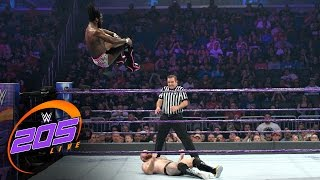 Nonton Rich Swann vs. Oney Lorcan: WWE 205 Live, April 4, 2017 Film Subtitle Indonesia Streaming Movie Download