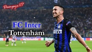 Video Inter - Tottenham 2-1 (TREVISANI) 2018 MP3, 3GP, MP4, WEBM, AVI, FLV Juni 2019