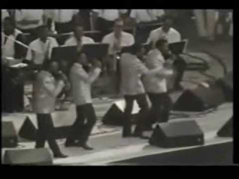 Live Aid July 13th , 1985 JFK Stadium Acts # 4 & 5 The Four Tops / Billy Ocean
