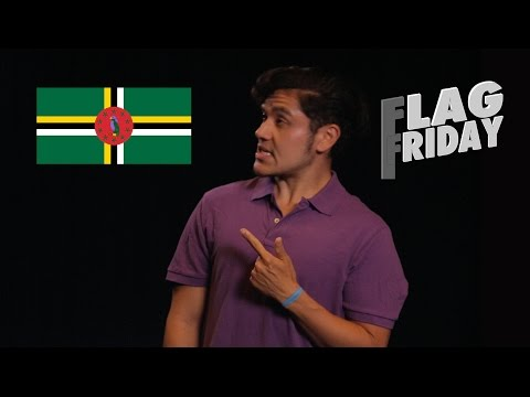 Geography Now! DOMINICA (Flag Friday)
