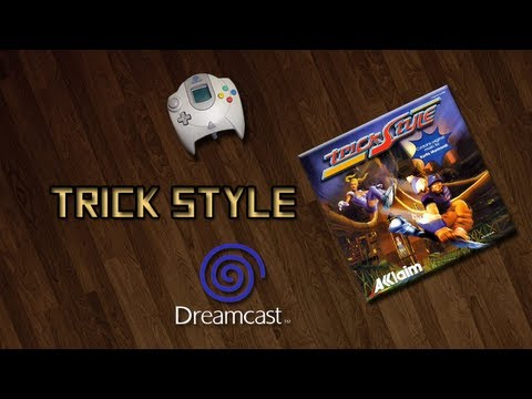 Trick Style Dreamcast