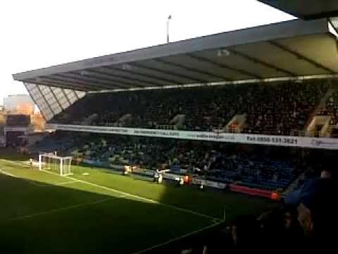 Millwall vs leeds 1-0 jimmy Savile
