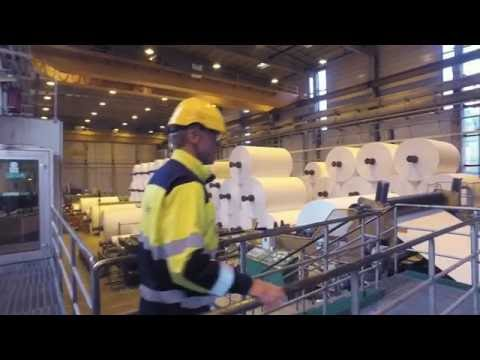 Borregaard - Competitive edge in a high wage country through new technology