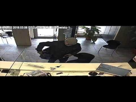 Policja udostępniła nagranie z napadu w Żukowie - sprawdź, czy rozpoznajesz sprawcę (3/3)