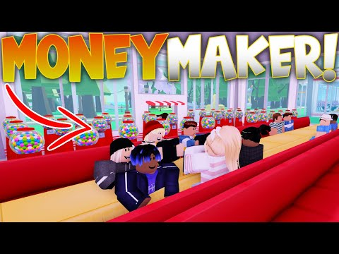 How To Get EASY And FAST Money! My Restaurant Roblox