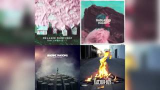 Minimix - Melanie Martinez, Halsey, Imagine Dragons, Fall Out Boy