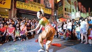 Petaling Street Lunar Year Festival - 茨厂街 • 年味节 2014 (11) 繁响的铃声