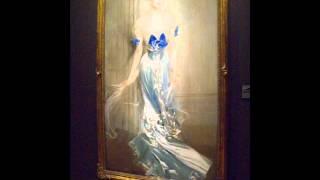 Siempre quedo extasiada ante la pinturas de Boldini, sin saber quien fue cuando veia una de sus pinturas no dejaba de mirarlas...