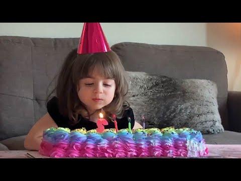 Liana's 3rd Birthday