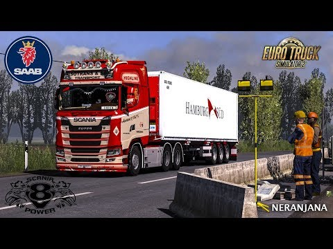 Scania V8 Euro 6 Stock Sound Mod v8.0