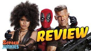 Video Deadpool 2 - Review! MP3, 3GP, MP4, WEBM, AVI, FLV Mei 2018