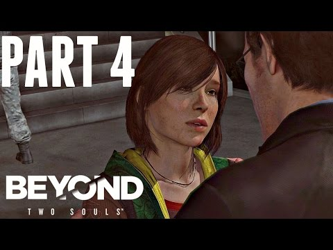 Beyond Two Souls Remixed Walkthrough Part 4 - THE CONDENSER! (Ps4 Gameplay 1080p HD)