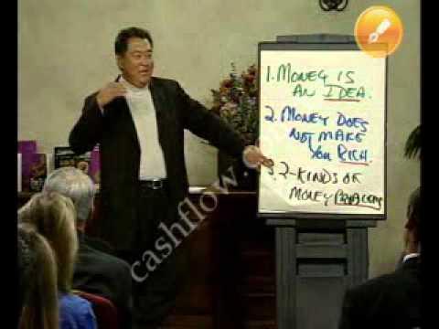 Роберт Кийосаки. Как стать богатым за 60 минут