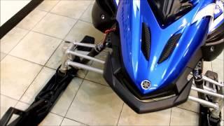 8. 2012 Yamaha Apex SE