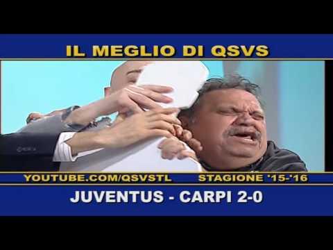 qsvs - i gol di juventus - carpi 2 a 0