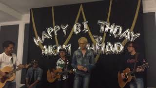 Download Lagu #Bunga ~ Akim & The Majistret at Akim Ahmad 27th Surprise Birthday Bash Mp3
