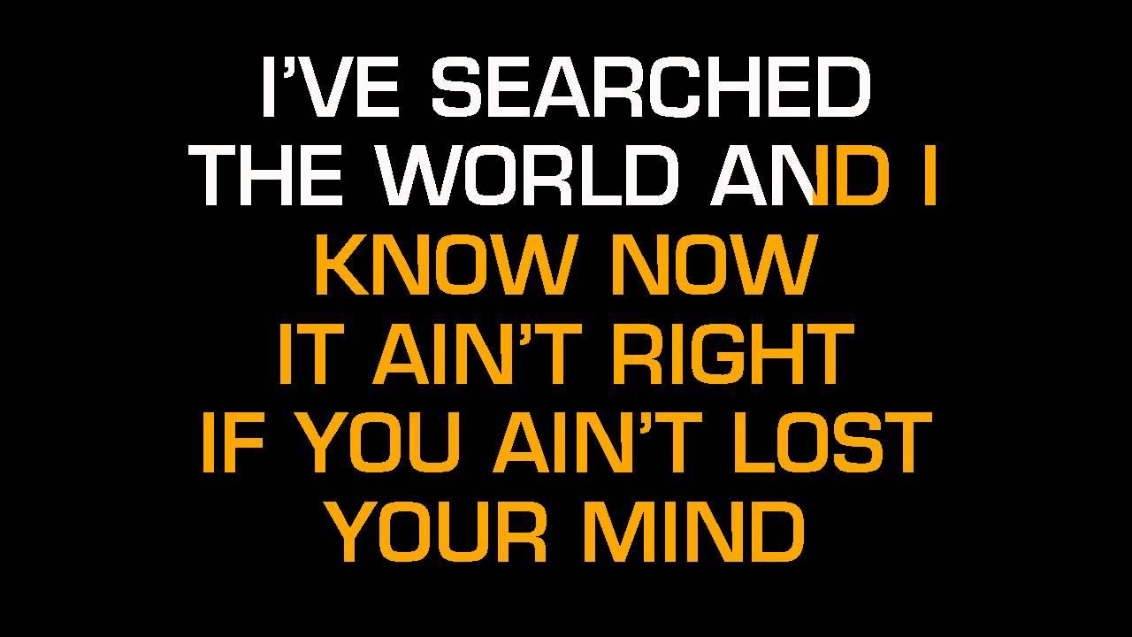 Hunter Hayes –  Want Crazy Karaoke