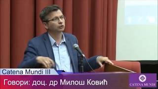 Милош Ковић: Српски идентитет је необично трајан