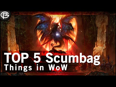 wow - There's plenty of ways to shit on people in WoW... these are the worst. www.preachgaming.com.