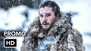 "Game of Thrones 7x06 ""Beyond the Wall"" Season 7 Episode 6 Promo - Jon's mission continues north of the wall, but the odds ..."