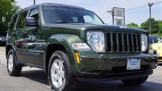 2009 Jeep Liberty 4WD