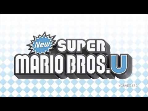 Volcano Underground (Baby Yoshi Singing) - New Super Mario Bros. U OST