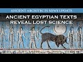 NEWS: Ancient Egyptian Texts Reveal Lost Science | Ancient Architects