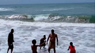 Exciting Waves of Bay of Bengal