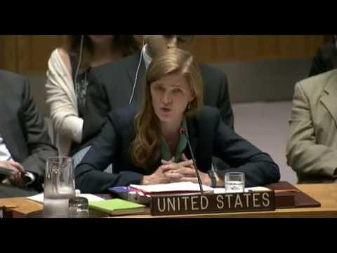 Выступление США, Франции и Великобритании на заседании Совета Безопасности ООН по Сирии 25.09.2016 (видео)