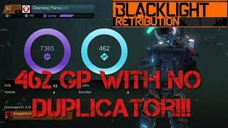 Blacklight Retribution PS4 Getting 462 GP Without Duplicator!!!