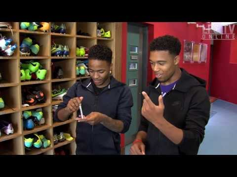 Sterling - Raheem Sterling and Jordon Ibe meet a magician in the latest episode of Kop Kids.