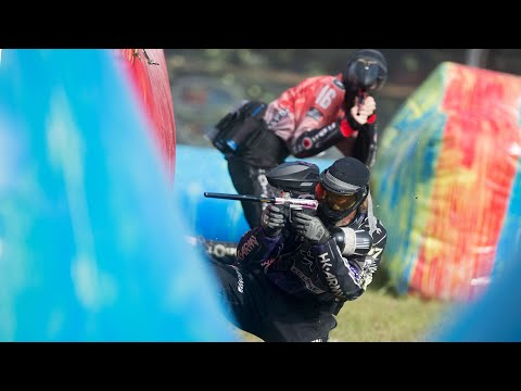 World Cup Paintball - TOP 10 - #6   NRG Elite vs DMG  - NXL World Cup Friday Set 6