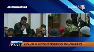 Sidang ke-21 kasus penodaan agama dengan terdakwa Basuki Tjahaja Purnama, hari ini (25/4) akan kembali digelar di auditorium Kementerian Pertanian, ...